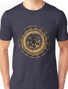 Cog of oranges and skyscrapers Unisex T-Shirt