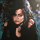 Bellatrix Lestrange by jeanal57