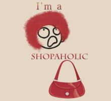 Shopaholic' by Valerie Anne Kelly