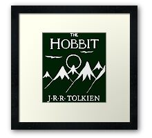 The Hobbit  Framed Print