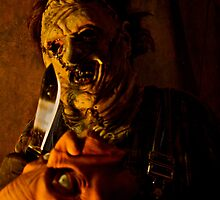 Leatherface by victor246