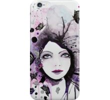 Madame Butterfly Faerie iPhone Case/Skin