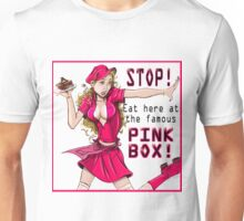 THE PINK BOX Unisex T-Shirt