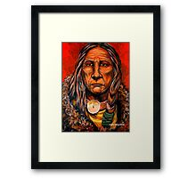 At War No More Framed Print