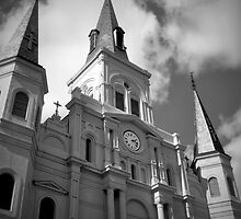 St. Louis Cathedral by ellen025