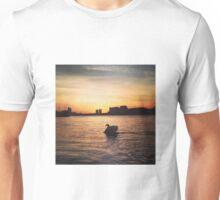 Greenwich sunset Unisex T-Shirt