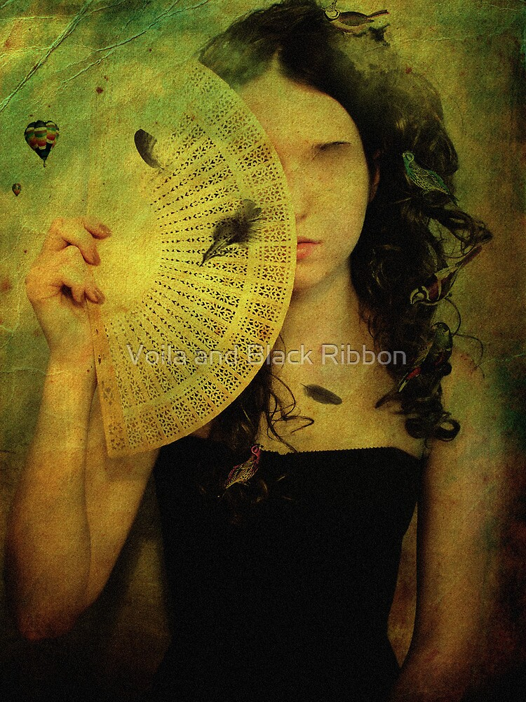 La Charmeuse by Voila and Black Ribbon