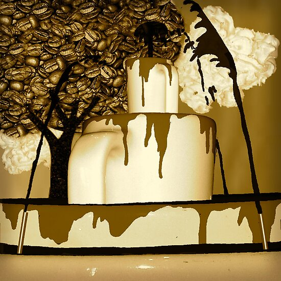 Coffee Fountain by LaurenLeigh