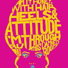 RuPaul Poster by LaurenLeigh