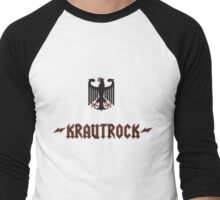 KRAUTROCK Men's Baseball ¾ T-Shirt