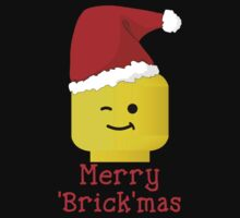 Santa Minifig - Merry 'Brick'mas Kids Clothes