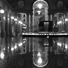 Reflections at Galeria Colonna by Breixo Pazos