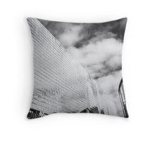 Highcross Refelctions - Leicester Throw Pillow