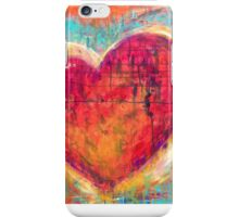 Intuitive heart iPhone Case/Skin