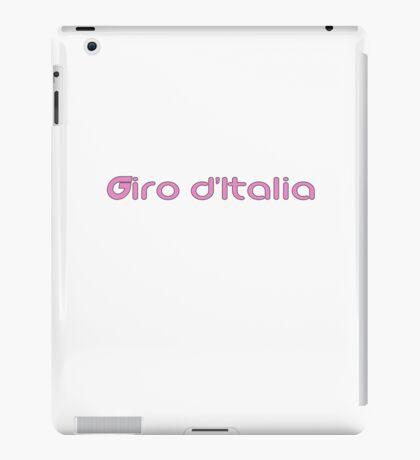 Giro d'Italia (1) iPad Case/Skin