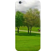 Out For A Jaunt iPhone Case/Skin
