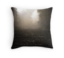 Into the Thick of It Throw Pillow