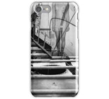 Your Body Is A Time Machine iPhone Case/Skin