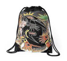 crown of the gathering Drawstring Bag
