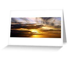 Sky 2 Greeting Card