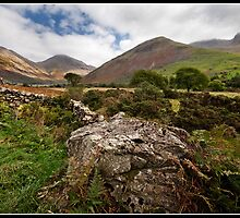 Wasdale views by Shaun Whiteman