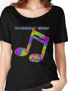 Psychedelic Rock 3 Women's Relaxed Fit T-Shirt