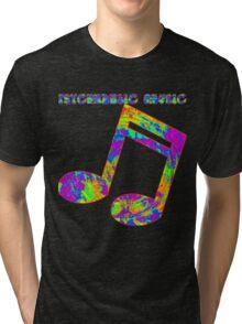 Psychedelic Rock 3 Tri-blend T-Shirt