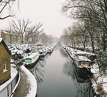 Little Venice Canal  by Angel-L