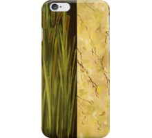 Rushes and Vines iPhone Case/Skin