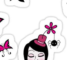 Pinky In Pinky Land T Sticker
