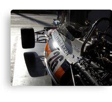 McLaren M19A Canvas Print