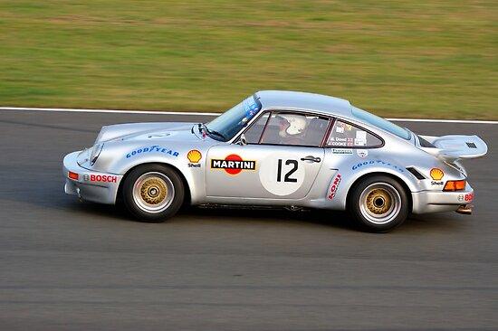 1974 Porsche 911 RSR by Willie Jackson