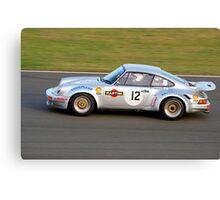 1974 Porsche 911 RSR Canvas Print