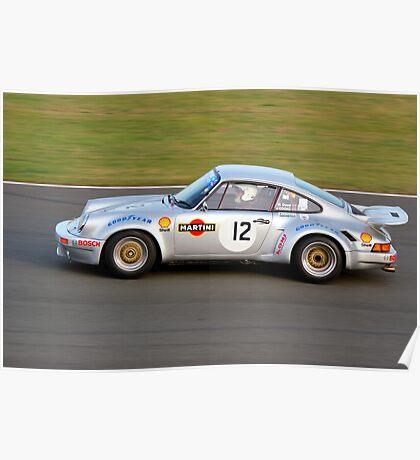 1974 Porsche 911 RSR Poster