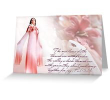 """The Orchid"" Greeting Card"