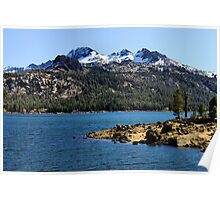 Caples Lake Poster