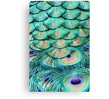 Shimmering Beauty Canvas Print