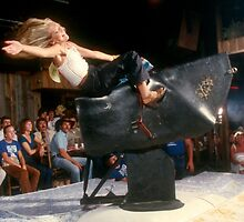 Mechanical Bull by Larry  Grayam