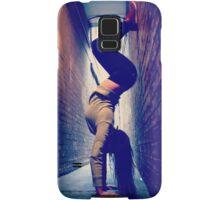 Yoga lover Samsung Galaxy Case/Skin