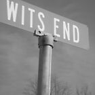 Wits End, Not Black & White by CulturalCompass