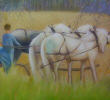 Amish Country Scene by Noel78