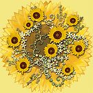 Sunflower Mix by DreaMground