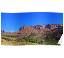 Zion National Park 1 Poster