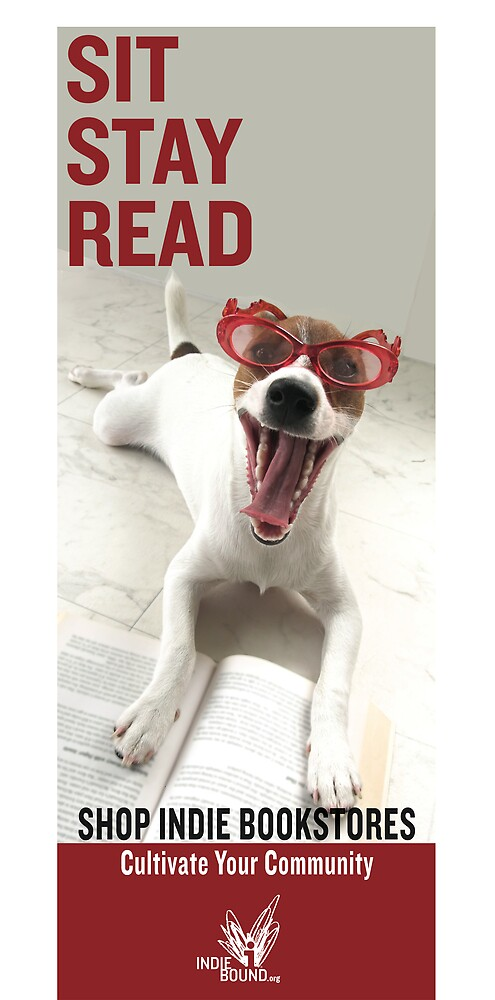 Sit Stay Read by IndieBound