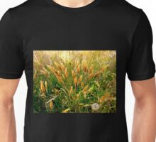 Autumn Grasses Unisex T-Shirt