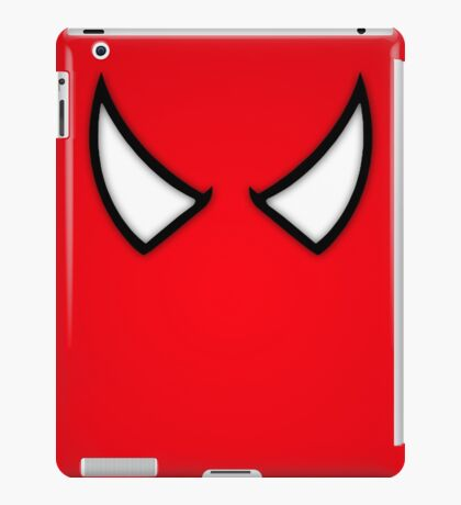 Minimalist - Spider-man iPad Case/Skin