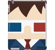 10th doctor, David Tennant iPad Case/Skin