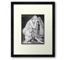 Afterthought Framed Print