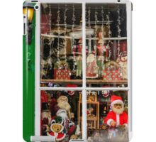Traditional Toys at Christmas iPad Case/Skin