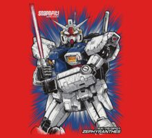 Zephyranthes Gundam Tees Kids Clothes